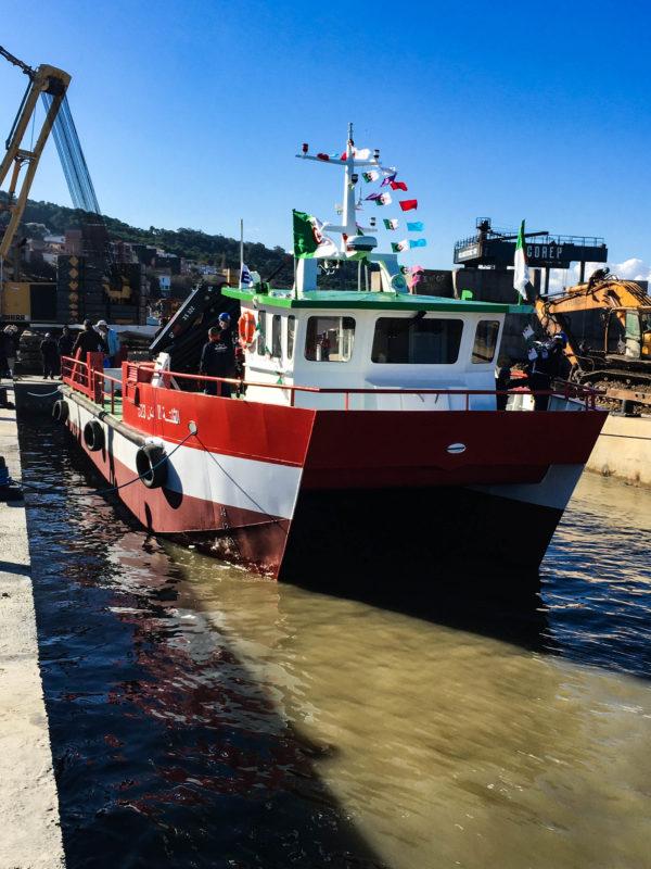 Catamaran Algérien