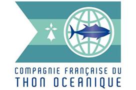 Logo de la compagnie française du thon océanique