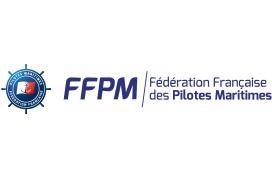 Logo Fédération Française des pilotes maritimes